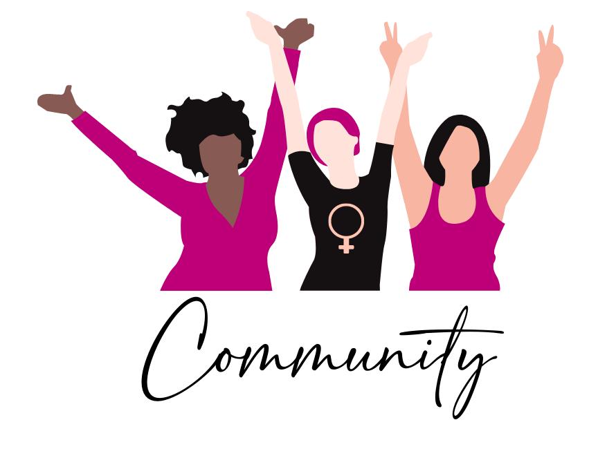 Facebook group for women