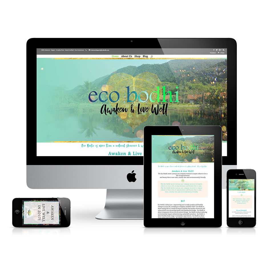 eco-bodhi-website-design